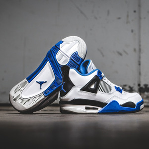 조던4 레트로 BG 모터스포츠, AIR JORDAN 4 RETRO BG 'MOTOR SPORTS', 408452-117