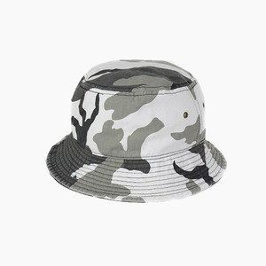 [NEWHATTAN] Bucket City Camo, 버킷햇