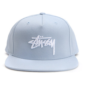 [스투시]STOCK SU17 CAP (LIGHT BLUE) [131706-LBLU]