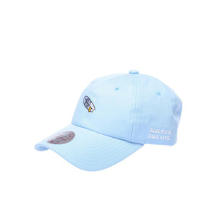 미첼엔네스 X 아이엠어서퍼 볼캡, MitchellandNess I AM A SURFER LIFE IS BETTER BALLCAP - SKYBLUE - 풋셀스토어
