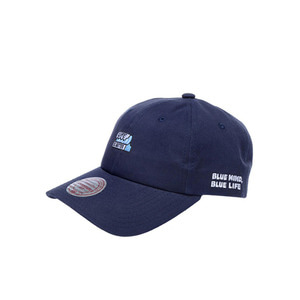 미첼엔네스 X 아이엠어서퍼 볼캡, MitchellandNess I AM A SURFER LIFE IS BETTER BALLCAP - NAVY - 풋셀스토어