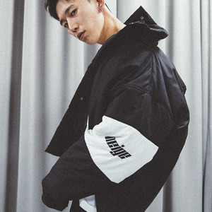 [NEIGE] PUFFER JACKET (BLACK), 네이지 - 풋셀스토어