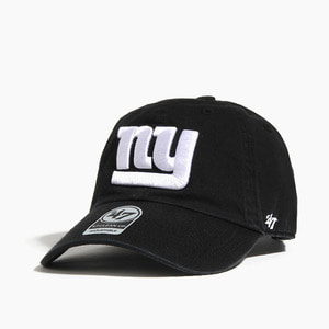 [47BRAND] NFL Clean Up Giants Black - 풋셀스토어
