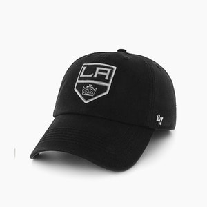 [47BRAND] NHL Clean Up Kings Black - 풋셀스토어