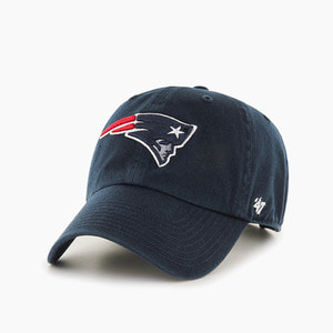 [47BRAND] NFL Clean Up Patriots Navy - 풋셀스토어