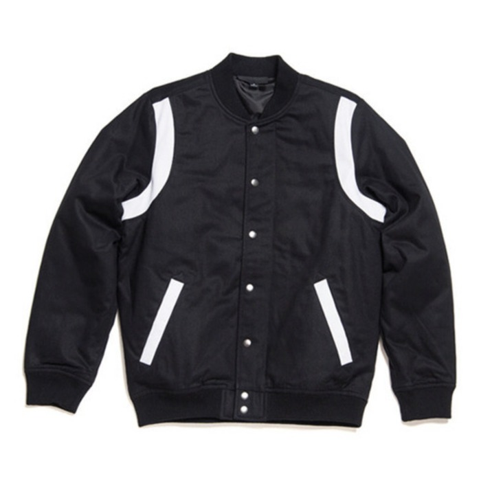 [블랙스케일]BLACKSCALE Skull Dance Jacket (Black) - 풋셀스토어