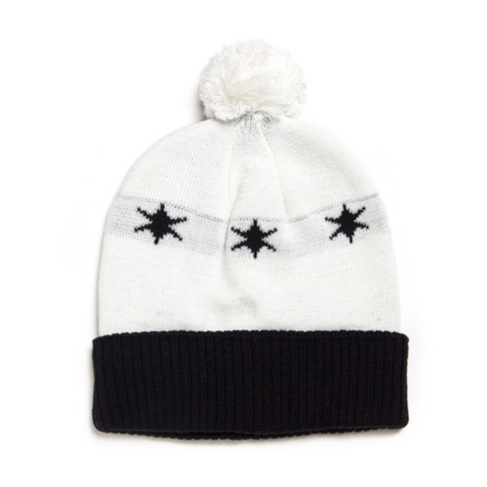 [블랙스케일]BLACKSCALE Luminary Beanie, White - 풋셀스토어