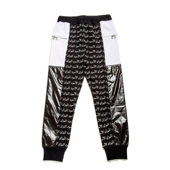 [블랙스케일]BLACKSCALE Scale Of Black Sweatpants - 풋셀스토어