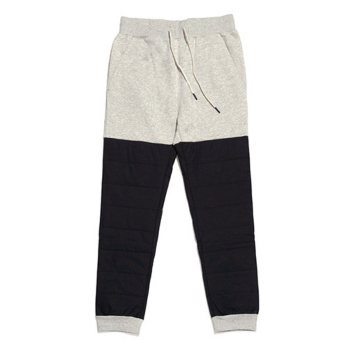 [블랙스케일]BLACKSCALE SIGIL SWEATPANT (HEATHER) - 풋셀스토어