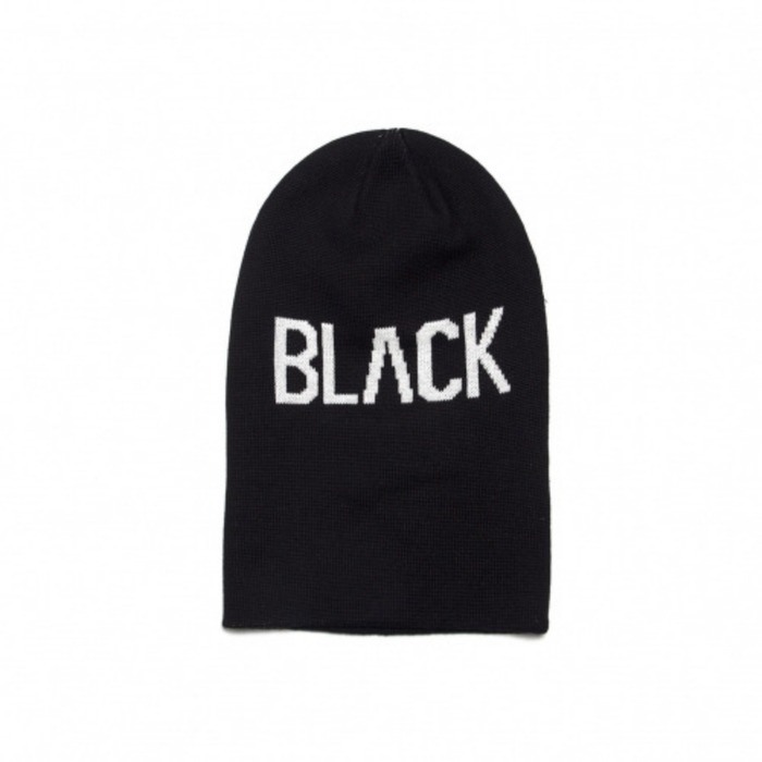 [블랙스케일]BLACKSCALE Shadow Ops Beanie (Black) - 풋셀스토어