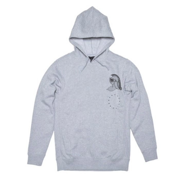 [블랙스케일]BLACKSCALE 13TH KNIGHT PULLOVER HOODY [2] - 풋셀스토어