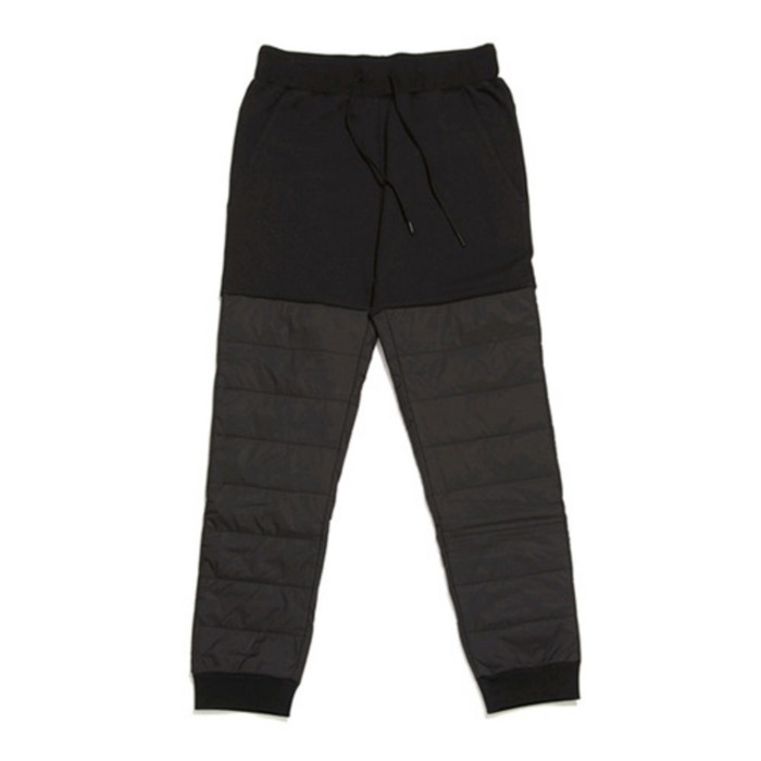 [블랙스케일]BLACKSCALE SIGIL SWEATPANT (BLACK) - 풋셀스토어
