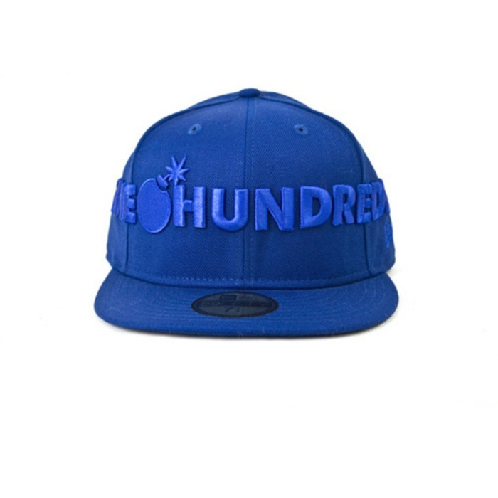 [더헌드레드]THE HUNDREDS BAR LOGO NEW ERA CAP [2] - 풋셀스토어