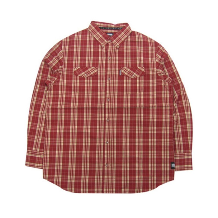 [유에스에이머천다이징]U.S.A MERCHANDISING IN4MATION LAFAYETTE SHIRTS [1] - 풋셀스토어