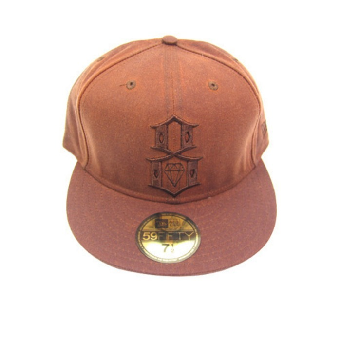 [레벨에잇]REBEL8 R8 LOGO OIL SKIN NEW ERA - 풋셀스토어