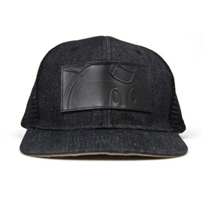 [더헌드레드]THE HUNDREDS DENIM SNAPBACK CAP [1] - 풋셀스토어