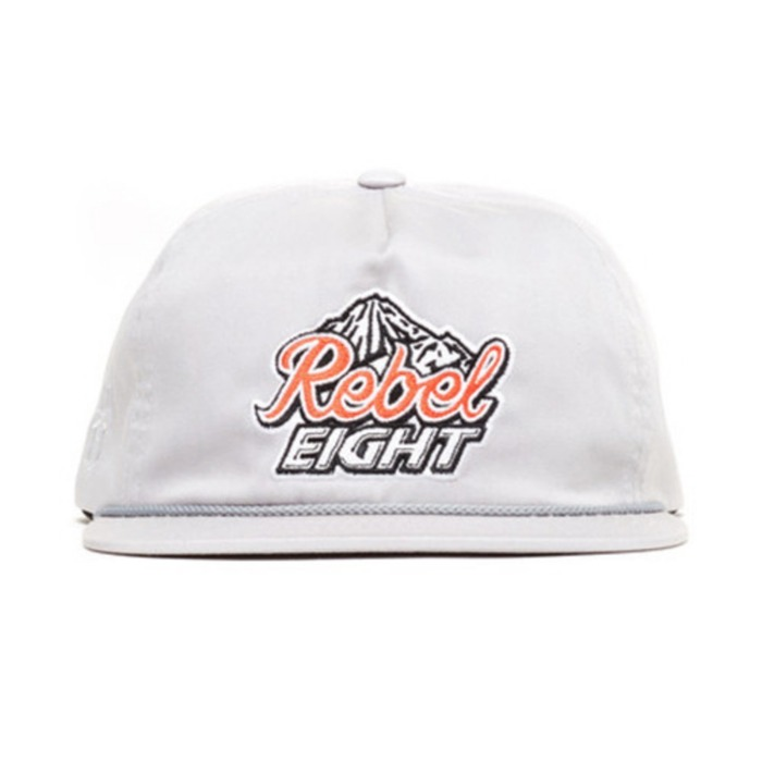 [레벨에잇]REBEL8 TAP THE ROCKIES SNAPBACK - 풋셀스토어