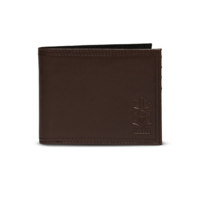 [레벨에잇]REBEL8 STANDARD ISSUE BROWN LEATHER WALLET - 풋셀스토어
