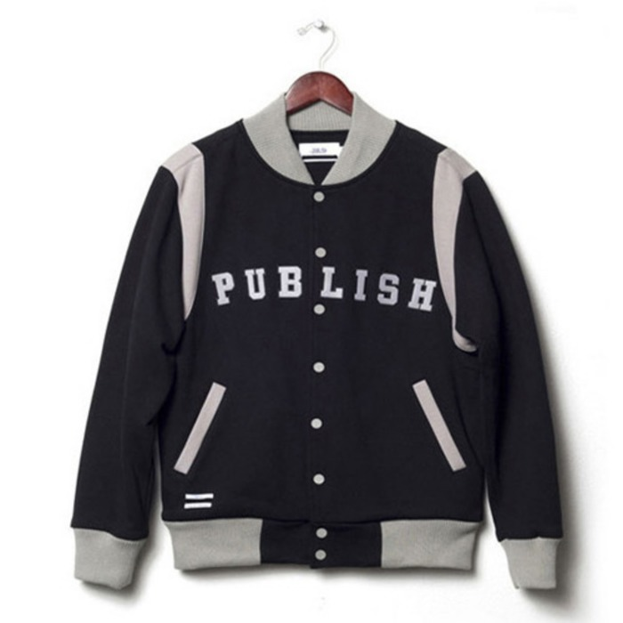 [퍼블리쉬]PUBLISH ALFONS STADIUM JACKET [1] - 풋셀스토어