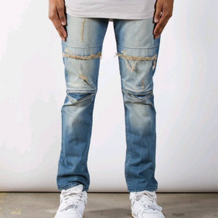 [러스틱다임]RUSTIC DIME DIME DENIM (DIRTY INDIGO) - 풋셀스토어