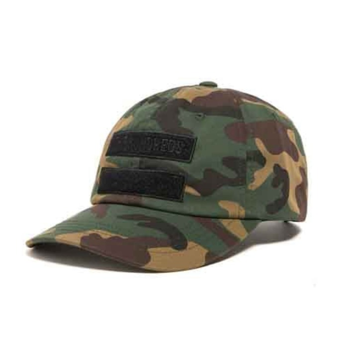 [더헌드레드]THE HUNDREDS Santos Dad Hat Camo - 풋셀스토어