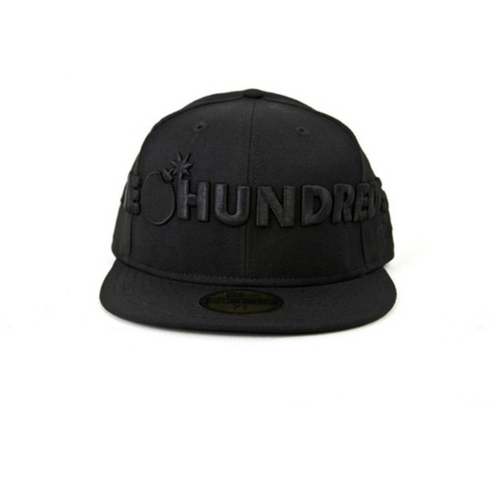 [더헌드레드]THE HUNDREDS BAR LOGO NEW ERA CAP [1] - 풋셀스토어